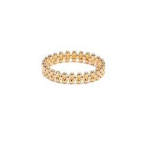 NU & MII Amelia Gold Ring