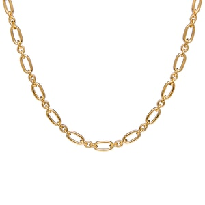 Sophie Habboo Linked Together Chain Gold Necklace