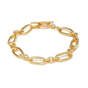 Sophie Habboo Linked Together Gold Bracelet