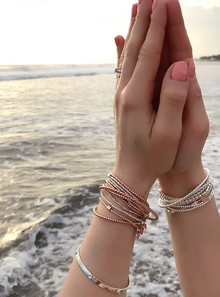 Keep it chic: Rose Gold Jewellery