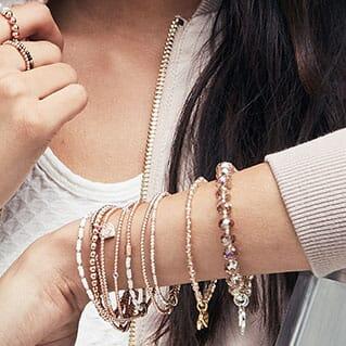 Rose Gold Jewellery