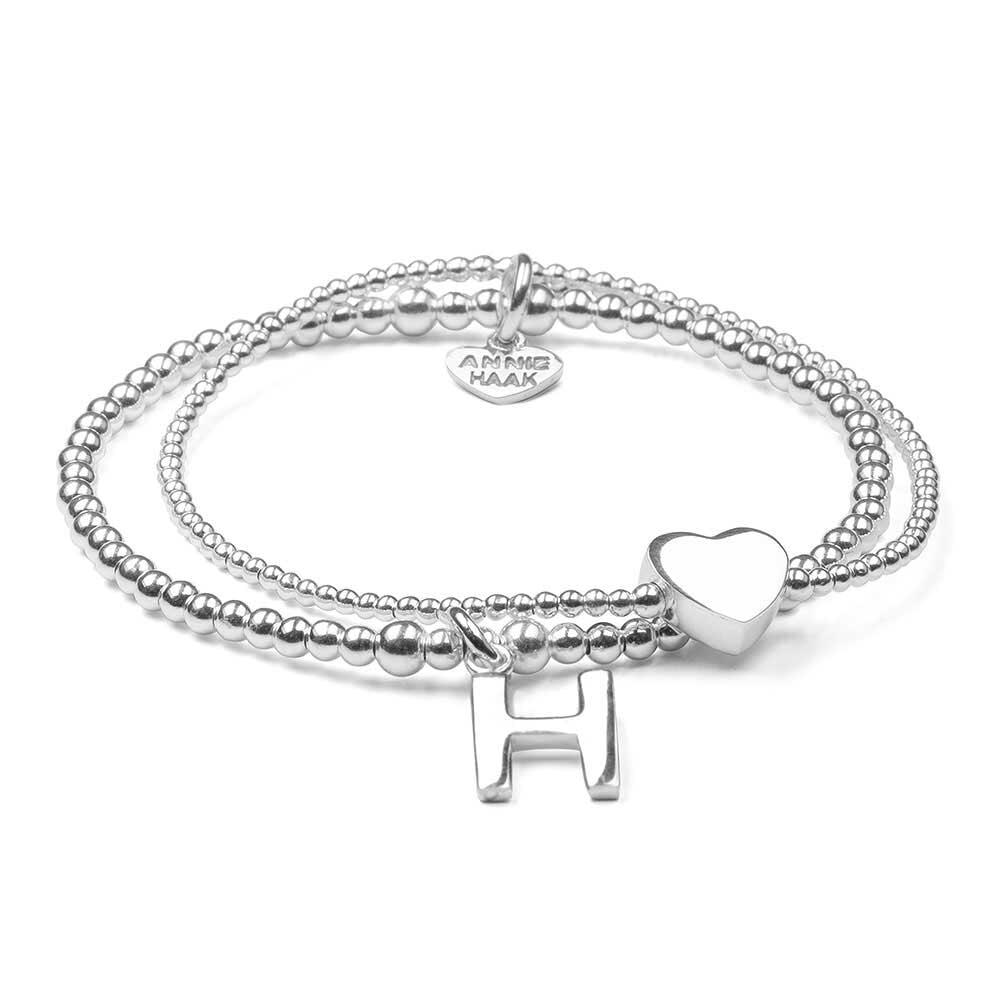 2 Sterling Silver Charm Bracelet