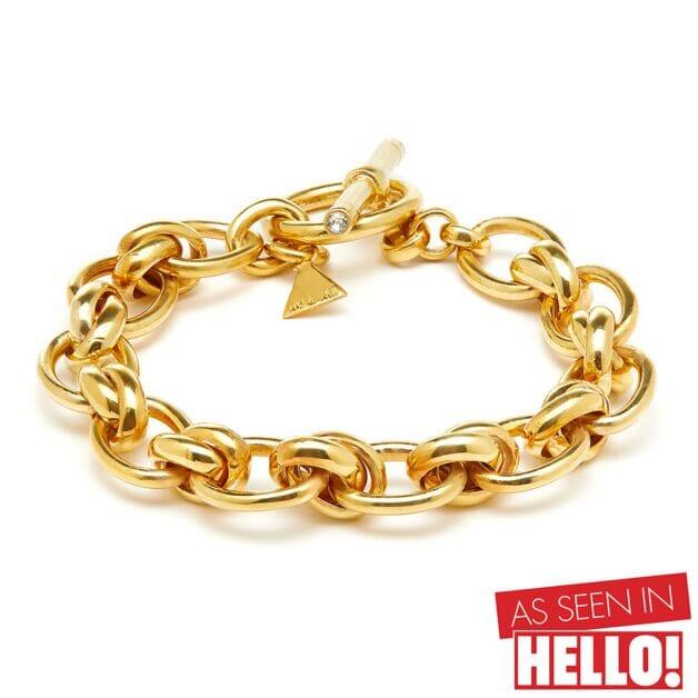 NU & MII Stella Gold Bracelet