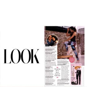 LOOK - 12th February Feature