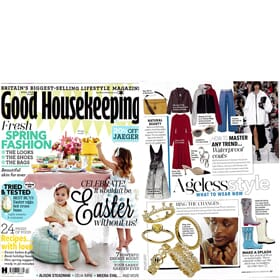 Good Housekeeping - April 2018 Feature