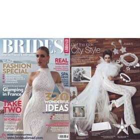 Brides Magazine December - Feature Page 2