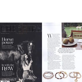 CHESHIRE Magazine January Edition - Feature Page 2