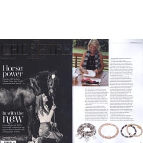 CHESHIRE Magazine January Edition - Feature Page 3