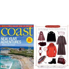 Coast Magazine - January 2018 Feature