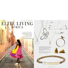 Elite Living Africa - September 2017 Feature