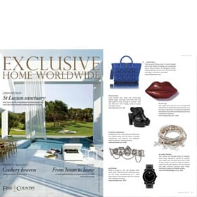 EXCLUSIVE HOME WORLDWIDE March Edition - Feature