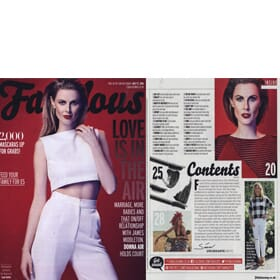 Fabulous Magazine 17th July