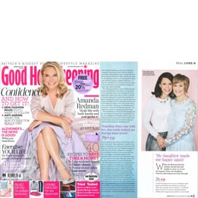 GOOD HOUSEKEEPING March Edition - Feature Page 2