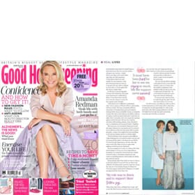 GOOD HOUSEKEEPING March Edition - Feature Page 3