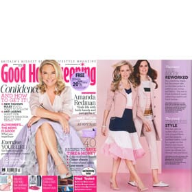 GOOD HOUSEKEEPING March Edition - Feature Page 4
