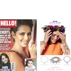 HELLO! Magazine 11th April