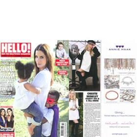 Hello! Magazine 14th December