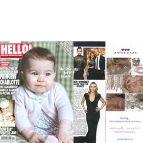 Hello! Magazine 7th December