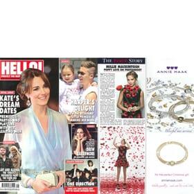 Hello! Magazine 9th November