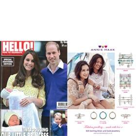Hello! Magazine - Advert