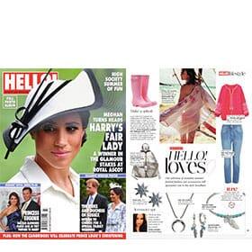 HELLO! Magazine Feature