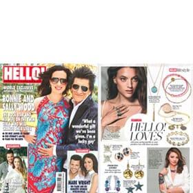 HELLO! Magazine April 4th