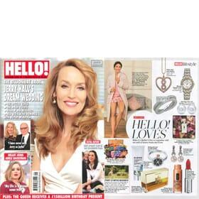 HELLO! Magazine March 7th