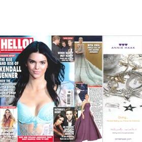 Hello! Magazine 23rd November