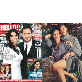 Hello! Magazine 21st December