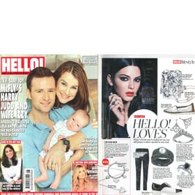 HELLO! Magazine 29th February - Feature