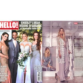 HELLO! Magazine 8th February - Article