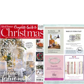 Ideal Home's Christmas Magazine