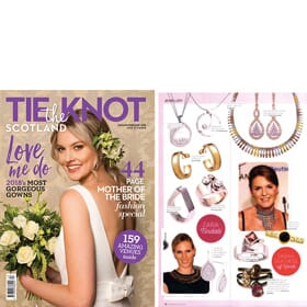 Tie The Knot Scotland - January/February 2018 Feature 2
