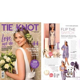 Tie The Knot Scotland - January/February 2018 Feature