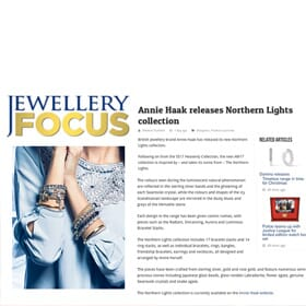 Jewellery Focus - Feature 16th October 2017