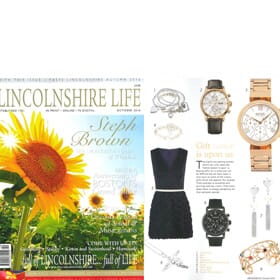 Lincolnshire Life Magazine October - Feature