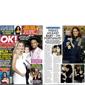 OK! Magazine - January 2018 Feature