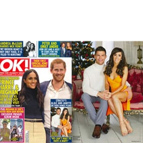 OK! Magazine - 12th December Feature 2