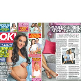 OK Magazine Feature 16th August
