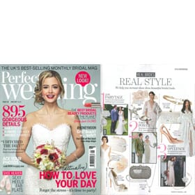 Perfect Wedding - June Edition Feature