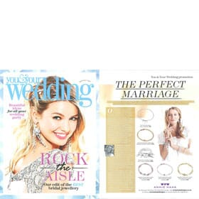 You & Your Wedding - July 2017 Jewellery Feature