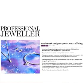 Professional Jeweller - Feature 12th October
