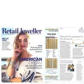 Retail jeweller - June Feature
