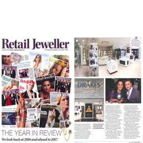 RETAIL JEWELLER Magazine January Edition - Feature