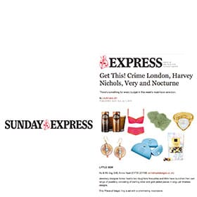 Sunday Express Newspaper