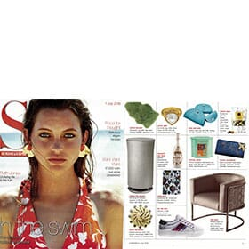 S Magazine Feature