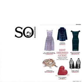 SO Magazine - December 2017 Feature
