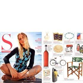 Sunday Express - 2nd July Feature