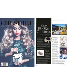 The Cheshire Magazine - December 2017 Feature 2