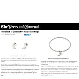 The Press and Journal - 17th November Feature